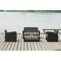 MTC-045 garden sofa set-rattan sofa set-outdoor wicker cozy sofa- rein wicker set-PE rattan Manufactures