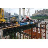 Military Use Floating Pontoon Bridge Bailey System Modular Steel Bridges Manufactures