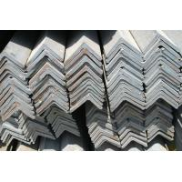 Custom Length Mild Steel Products Steel Angle With Equal and Unequal angle Manufactures