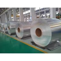 Mill Finish Aluminum Coil For Fin Stock  AA8011/3102-H18 Manufactures