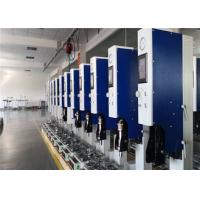 Ultrasonic Welding Filter Cartridge Machine 2600W With Strong / Stable Output Manufactures