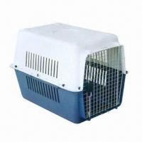 China Pet Carrier, Made of Plastic, Available in Various Manifold Sizes on sale