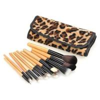 Authentic Professional Bamboo Eyeshadow Brush Set Private Label Manufactures