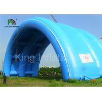 China CE Open Inflatable Event Tent Shed For Sport Games / Large Blow Up Tent on sale