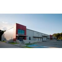 China Prefabricated Anti-corrosion Factory Steel Buildings With Galvanized Purlins wholesale