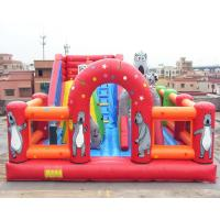 Bear Inflatable Theme Park Bounce House Gonflables Jumping Castle Digitial Printing Manufactures