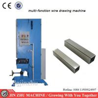 China SS Square Pipe Industrial Grinding Machine 6kw Motor With Multifunction on sale
