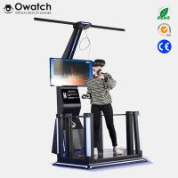 VR Space Virtual Reality Standing Simulator Games Platform with HTC Vive Manufactures