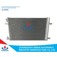 Brazed A / C Aluminium Car Radiators for Chevrolet Cruze / Opel Astra OEM 1850135 Manufactures