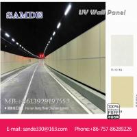 Fire rating UV wall board with fiber cement for wall deco  2440*1220*6/8/9mm Manufactures