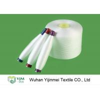 50/2 50/3 Eco Friendly Knitting Polyester Weaving Yarn Raw White Or Dyed Manufactures