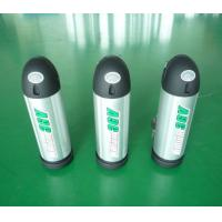 China 48V10Ah Lifepo4 Rechargeable Battery, Bottle Style Deep Cycle PP-4810B001 on sale