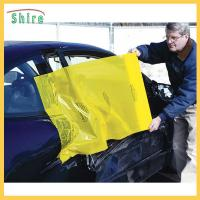 "Self Adhering Collision Wrap Film Plastic Car Wrap Film 18"" / 24'' / 36'' X 100 / 200  / 300 Manufactures"