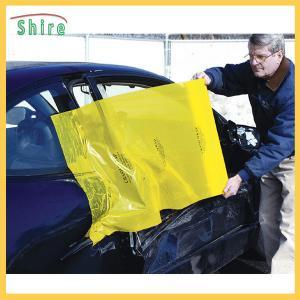 China Self Adhering Collision Wrap Film Plastic Car Wrap Film 18 / 24'' / 36'' X 100 / 200  / 300 on sale
