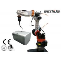 China Aluminum Welding Robot Short Cycle Times High Speed Non Cutting Corners on sale