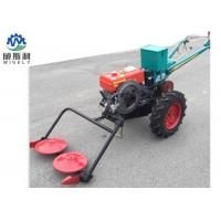 Simplicity Walk Behind Tractor Lawn Mower With Fertilizer High Horsepower Manufactures