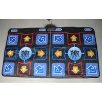 Double Player Non Slip Dancing Pad School Dance Mat For TV / PC Manufactures