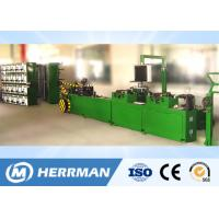 Auto Fiber Optic Cable Equipment , Stainless Steel Loose Tube Production Line For OPGW Manufactures