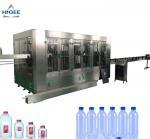 24V DC Drinking Water Bottle Filling Machine / Mineral Water Bottling Machine Manufactures