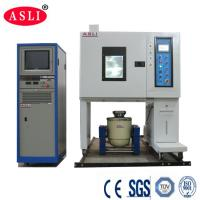 Environmental Test Chamber Thermal Chamber Must Combine With Electrodynamic Shaker