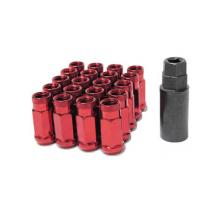 "19 Hex Wheel Mate Monster Racing Lug Nuts Set 1 / 2"" , Open End Lug Nuts Manufactures"