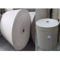High Cost Performance 300gsm / 0.49mm foldable Grey Paper Rolls Anti-Curl Manufactures