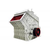 Simple Design Impact Rock Crusher / Stone Crusher Plant With AC Motor Manufactures