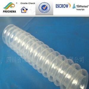 FEP Coiled pipe, FEP serpentuator Manufactures