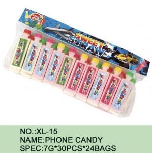 Watermelon Phone Sugar Powder Candy Lowest Calorie 7 G * 30 Pcs * 24 Bags Manufactures
