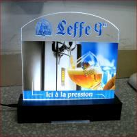 High Transparent Advertising Acrylic Cosmetic Display Stand Custom Products Manufactures