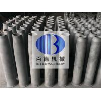 RBSC / Sic Tube , Ceramic Burner Nozzle With Good Thermal Conductivity Manufactures