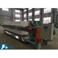 4.0kw Motor Power Industrial Filter Press Energy Saving Protecting Environment Manufactures