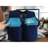 Learn - To - Swim Neoprene Float Vest For Kids Age 3-7 Years Old Manufactures