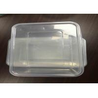 Lightweight Plastic Packaging Products Vacuum Formed Trays For Foods Manufactures