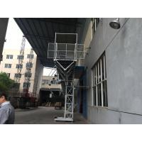 YZZ 132 S1-4 Motor Mast Climbing Work Platforms Adopts European Technology Manufactures