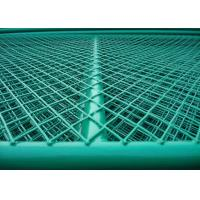2mm Thickness Expanded Wire Mesh , Highway Fencing Expanding Mesh Sheets Manufactures