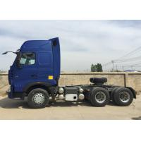 China Diesel Towing Tractor Truck , Semi Tractor Trailer For Cargo Luggage Airport on sale