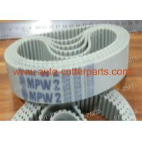 White Round Vector 7000 Cutter Parts Rubber Timing Belt AT5/375 108687 To  Lectra Cutter Machine Manufactures