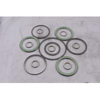 Industrial Seal Metallic Carbon Steel Gasket Spiral Wound Good Sealing Performance Manufactures