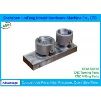 Automotive / Automation CNC Metal Parts QC testers OEM / ODM Service Manufactures