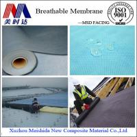 China Roofing Material Waterproof Breathable Roofing Felt Paper on sale