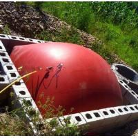 China Soft Bladder Methane Storage Tank 10000L For Methane / Natural Gas Storage on sale
