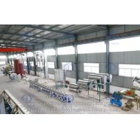 China Stainless steel cassava starch production line | cassava starch making machine on sale