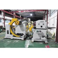 China NC Accuracy Uncoiler Steel Decoiling Machine MAC4 -600A Punch Automation on sale