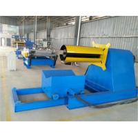 0.3-3 * 1600 Mm Steel Slitting Machine , Strip Slitting To Length Line Manufactures