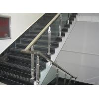 8mm+1.14PVB+8mm Safety Tempered Glass, Clear Laminated Glass for Stair Railings Manufactures