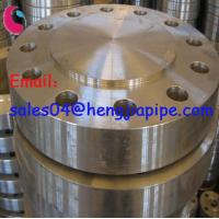 Quality ANSI B16.47 SERIES A & B blind flange for sale