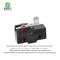 Factory sale Center Pivot Irrigation Spare Parts valley screw adjust style micro switch Manufactures