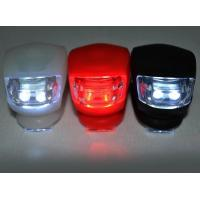 Promotional Bicycle Accessory / Silicone Led Bicycle Light / Bike Accessory Manufactures