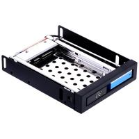 Unestech 2.5 hard drive case SATA aluminum floppy drive hdd caddy barcket internal box 2TB hard disk rack 2.5in mobile r Manufactures